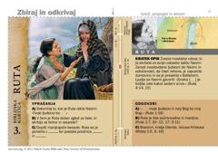 Biblijska kartica o Ruti