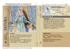 Fletë biblike për Esterën