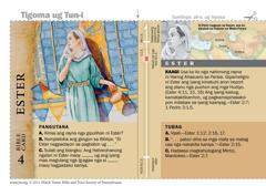Bible Card-Ester