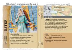 Bibelkort — Ester