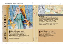 Esther Bible Card