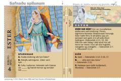 Biblíuspil með Ester