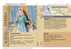 Karatra ara-baiboly misy an'i Estera