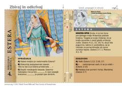 Biblijska kartica o Esteri