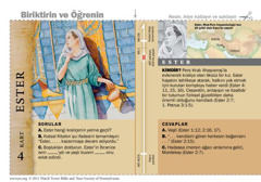 Ester Kutsal Kitap Kartı