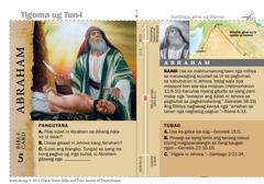 Bible Card-Abraham