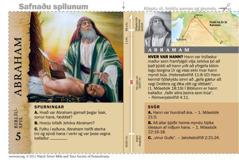 Biblíuspil með Abraham