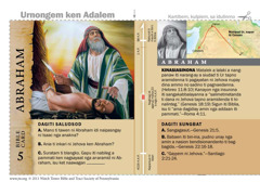 Bible Card: Abraham