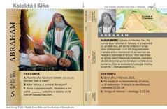 Karchi di Personahe Bíbliko: Abraham