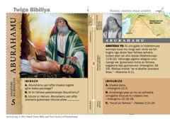 Agafishi ka Bibiliya: Aburahamu