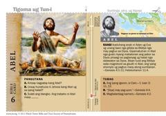 Bible Card-Abel
