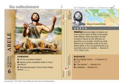 Scheda biblica: Abele