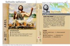 Biblíuspil með Abel