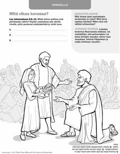 Jeesus ruokkii suuren ihmisjoukon