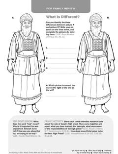 Israel's high priest