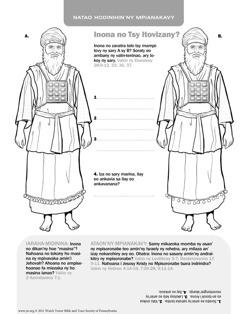 Mpisoronaben'ny Israelita