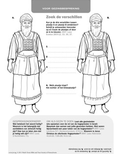 De hogepriester van Israël