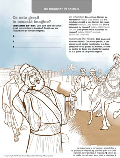 Haman, slujitorii și Mardoheu