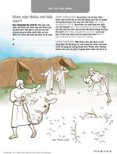 Áp-ra-ham làm hòa với Lót