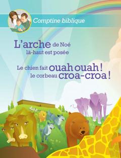 L'arche de Noé et les animaux