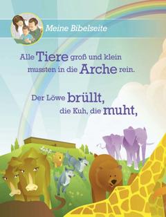 Die Arche Noah und die Tiere