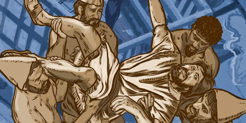 Jonah—A Man of Humility and Courage | Bible Study Activities