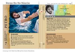 Petro ƒe Biblia ŋuti gbalẽvi