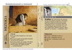 Fletë biblike për Hezekinë