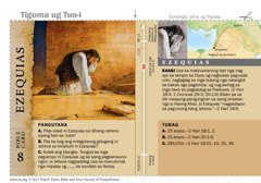 Bible card-Ezequias