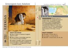 Bible card Ezekias