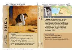 Bijbelkaart Hizkia
