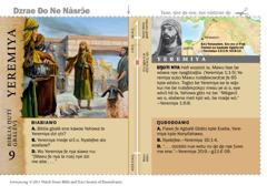 Yeremiya ƒe Biblia ŋuti gbalẽvi