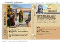 Biblíuspil með Jeremía