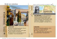 Bībeles kartīte: Jeremija