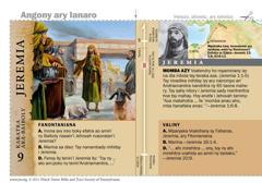 Karatra ara-baiboly misy an'i Jeremia