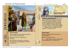 Bible card ni Jeremias