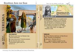 Yeremia ho Bible krataa