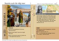 Bibelkort Jeremia