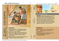 Scheda biblica: Giuseppe