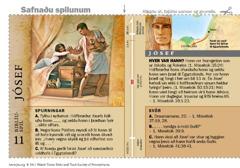 Biblíuspil með Jósef