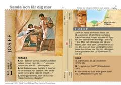 Bibelkort Josef