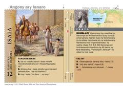 Karatra ara-baiboly misy an'i Isaia