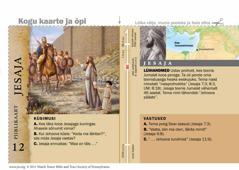 Piiblikaart: Jesaja