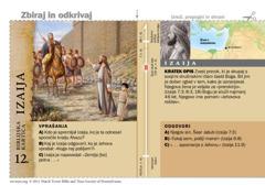 Biblijska kartica o Izaiju