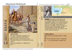 Khadi ra Bibele ra Esaya