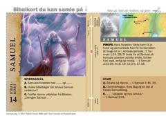 Bibelkort — Samuel