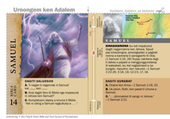 Bible card Samuel