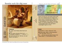 Bibelkort David