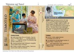 Bible card-Timoteo
