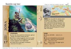 Bibelkort om Jona